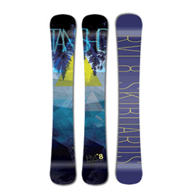Skiboardy Rvl8 Tansho 90cm 2018