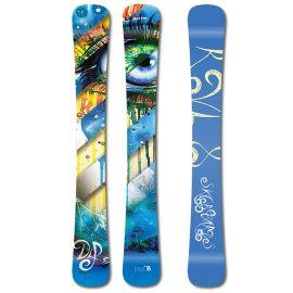 Rvl8 DLP 110cm Skiboards