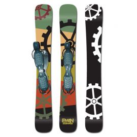 Eman HT Skiboards + Releasable GPO