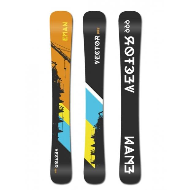 Skiboards Eman Vector 999