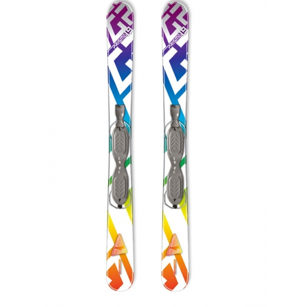 GPO Prisma 119cm with safety bindings