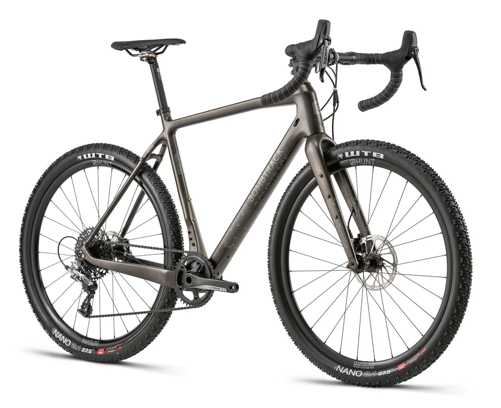 bombtrack ext-c adventure gravel bike