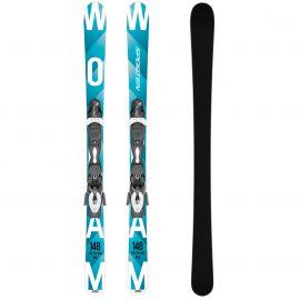 Skis Sporten Wolfram 136cm Tyrolia PR 11