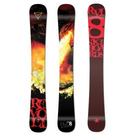 Skiboardy Rvl8 Revolt Dragon 105cm 2019