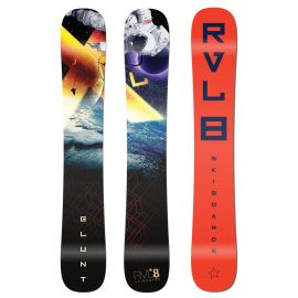Rvl8 Rockered Blunt XL 100cm Skiboards 2019
