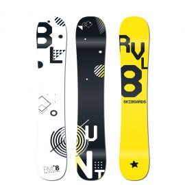 Rockered Skiboardy Rvl8 Blunt 88cm 2019