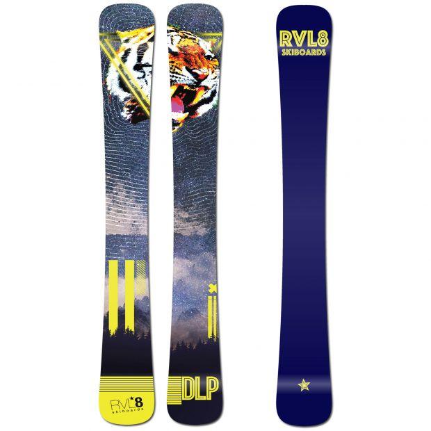 Rvl8 DLP 110cm Skiboards 2020