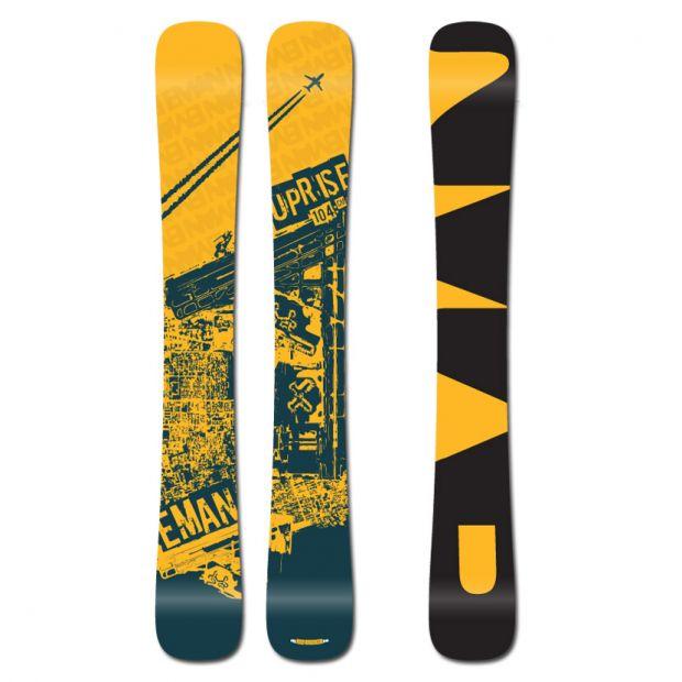 Skiboardy Eman Uprise 104cm 2020