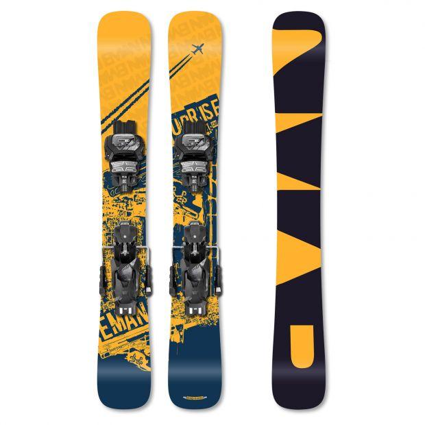 Skiboardy Eman Uprise 104cm + Tyrolia Attack 2020