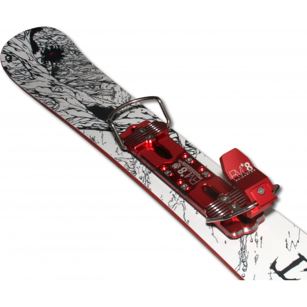 Rvl8 Receptor Red Bindings