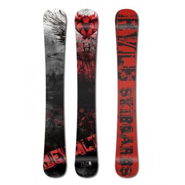Skiboards Rvl8 Revolt Diablo 105cm