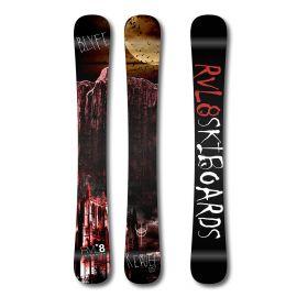 Skiboardy Rvl8 Revolt Diablo 105cm 2014