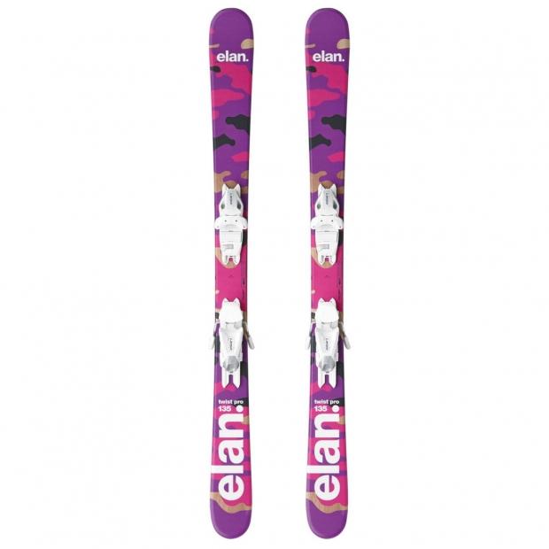 Skis Elan Twist Pro 135cm EL 7.5 WB BLK0
