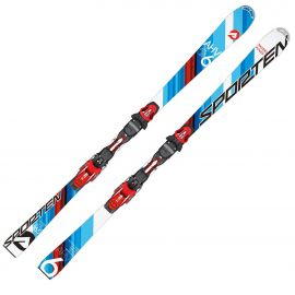 Sporten AHV 06 SL 155cm Race Slalom Skis Tyrolia Power11